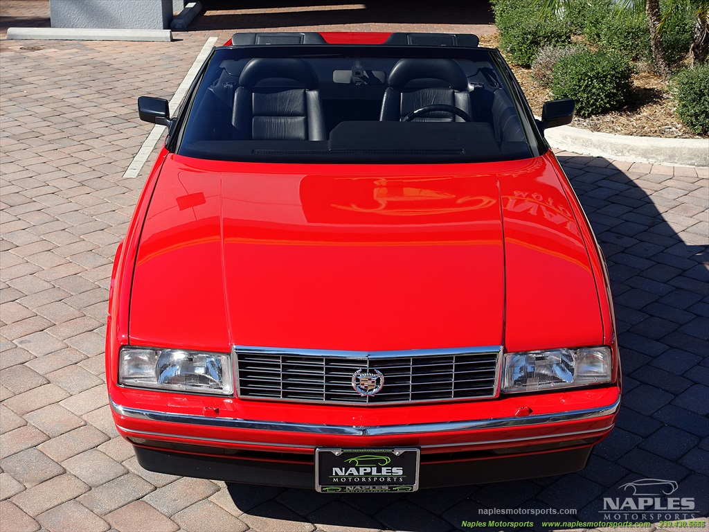 1991 Cadillac Allante - Photo 39 - Naples, FL 34104