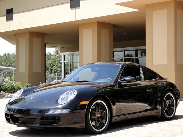 2007 Porsche 911 Carrera 4S - Photo 26 - Naples, FL 34104