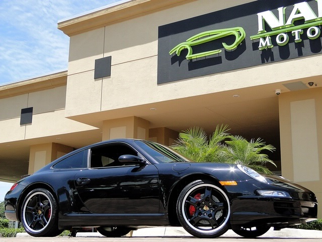 2007 Porsche 911 Carrera 4S - Photo 25 - Naples, FL 34104