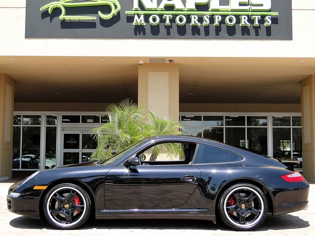 2007 Porsche 911 Carrera 4S - Photo 5 - Naples, FL 34104