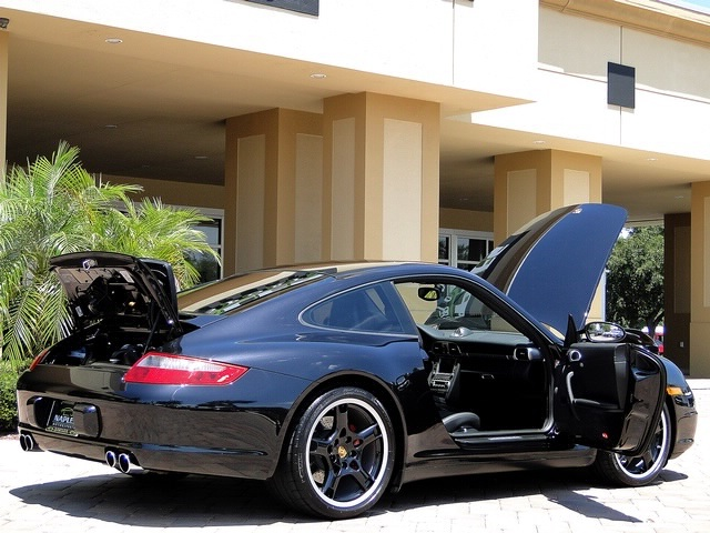 2007 Porsche 911 Carrera 4S - Photo 43 - Naples, FL 34104