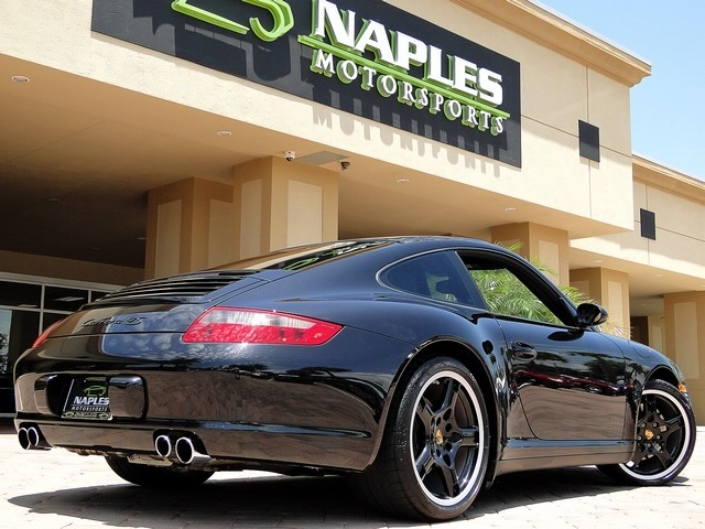 2007 Porsche 911 Carrera 4S - Photo 4 - Naples, FL 34104