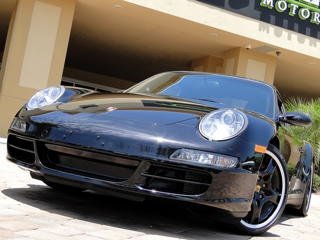 2007 Porsche 911 Carrera 4S - Photo 53 - Naples, FL 34104