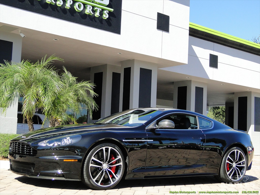 2012 Aston Martin DBS Ultimate Edition - Photo 13 - Naples, FL 34104