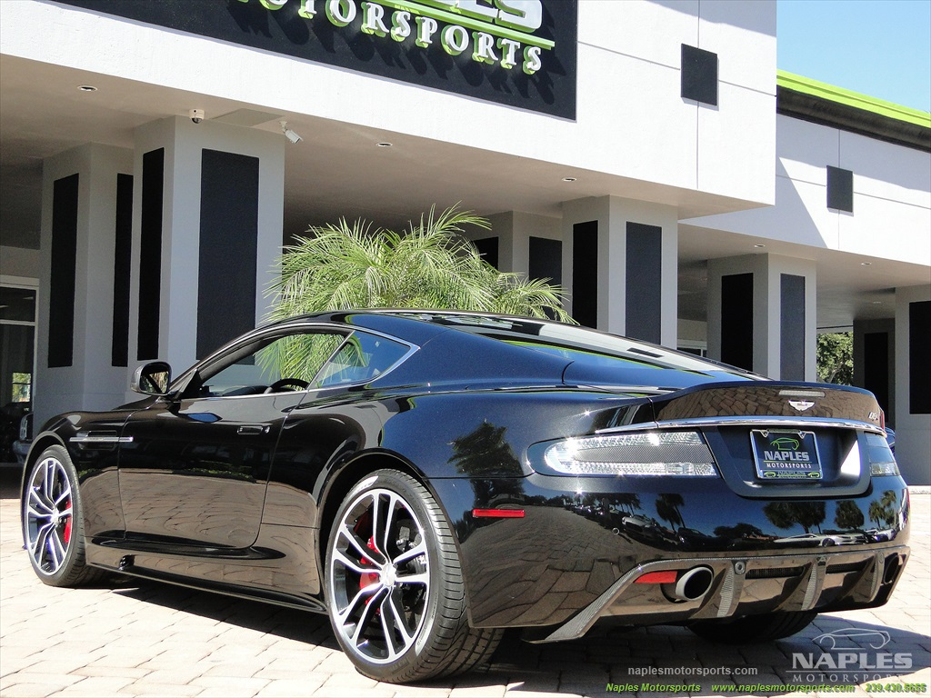 2012 Aston Martin DBS Ultimate Edition - Photo 35 - Naples, FL 34104