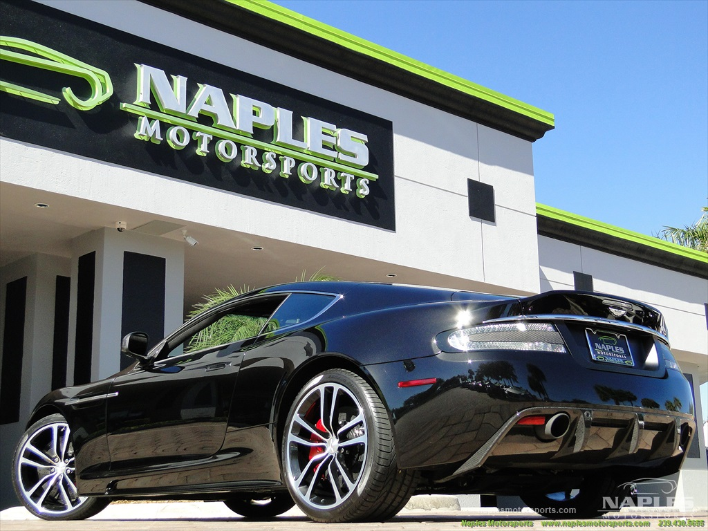 2012 Aston Martin DBS Ultimate Edition - Photo 36 - Naples, FL 34104