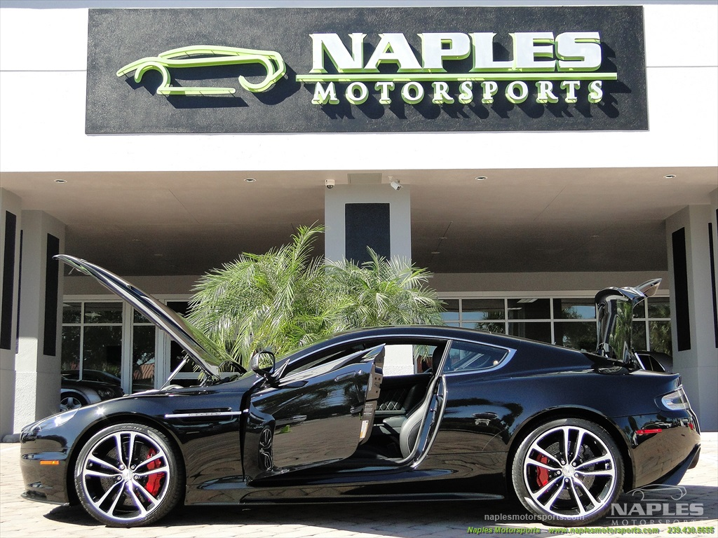 2012 Aston Martin DBS Ultimate Edition - Photo 59 - Naples, FL 34104