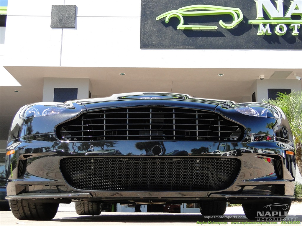2012 Aston Martin DBS Ultimate Edition - Photo 24 - Naples, FL 34104