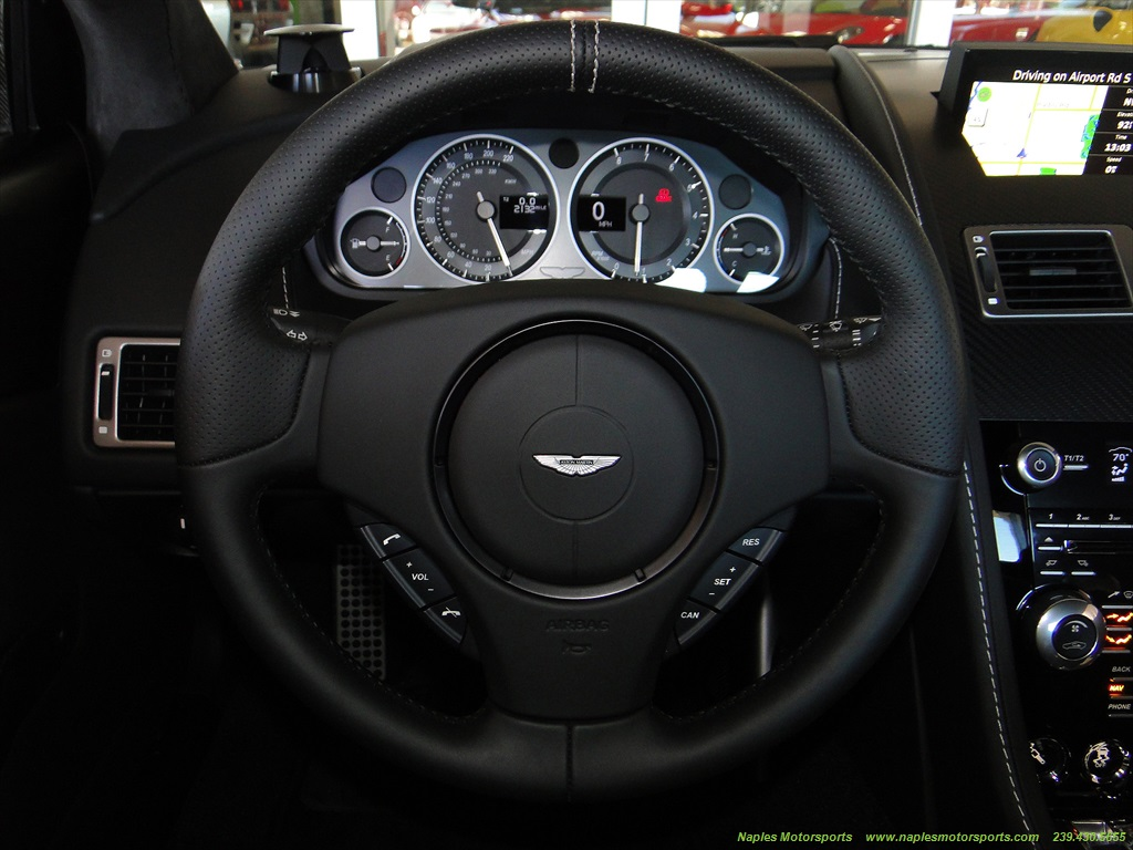2012 Aston Martin DBS Ultimate Edition - Photo 20 - Naples, FL 34104