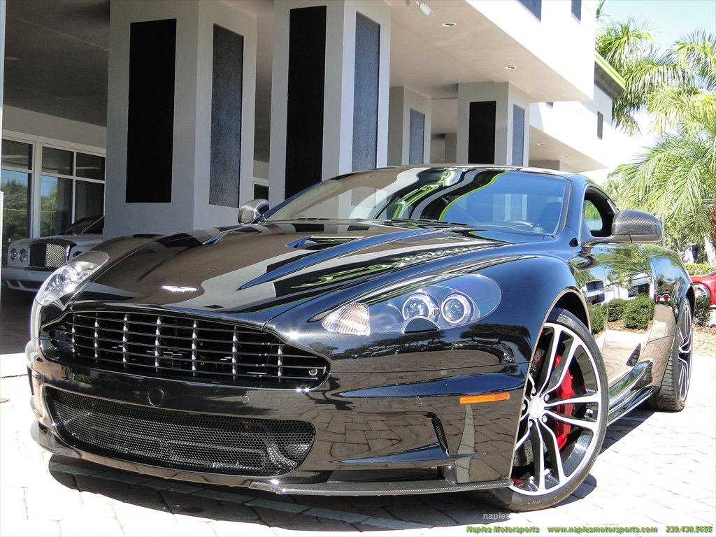 2012 Aston Martin DBS Ultimate Edition - Photo 45 - Naples, FL 34104