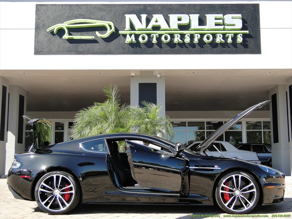 2012 Aston Martin DBS Ultimate Edition - Photo 56 - Naples, FL 34104