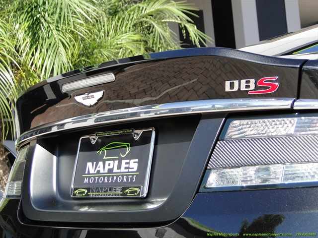 2012 Aston Martin DBS Ultimate Edition - Photo 3 - Naples, FL 34104