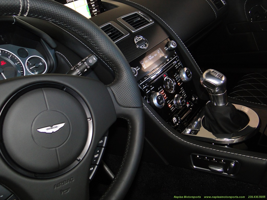 2012 Aston Martin DBS Ultimate Edition - Photo 29 - Naples, FL 34104