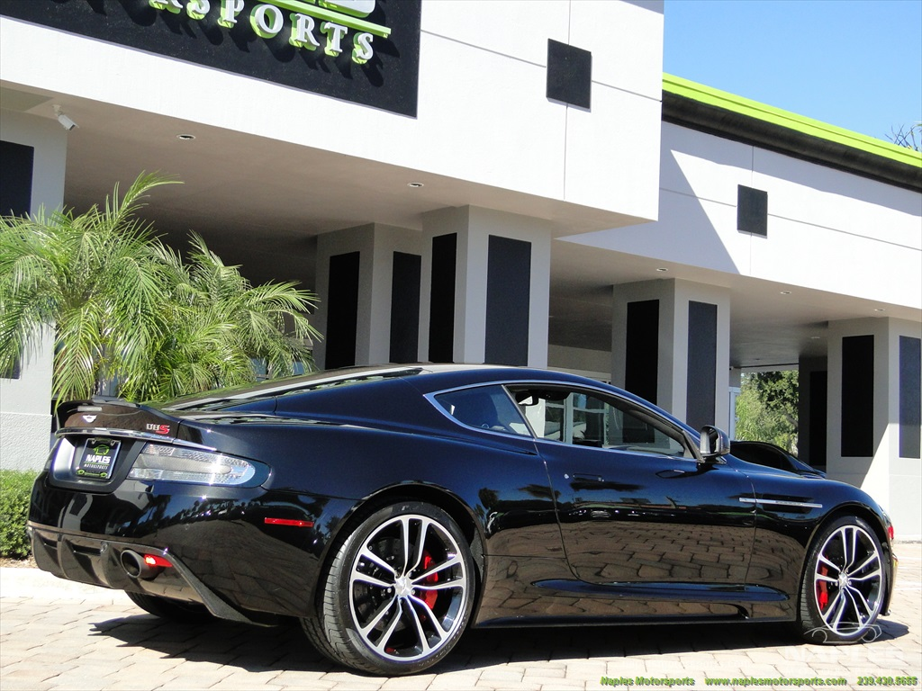 2012 Aston Martin DBS Ultimate Edition - Photo 6 - Naples, FL 34104