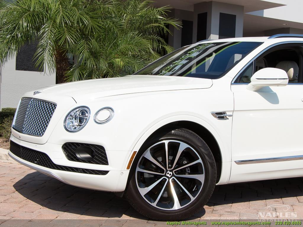 2017 Bentley Bentayga W12 - Photo 13 - Naples, FL 34104
