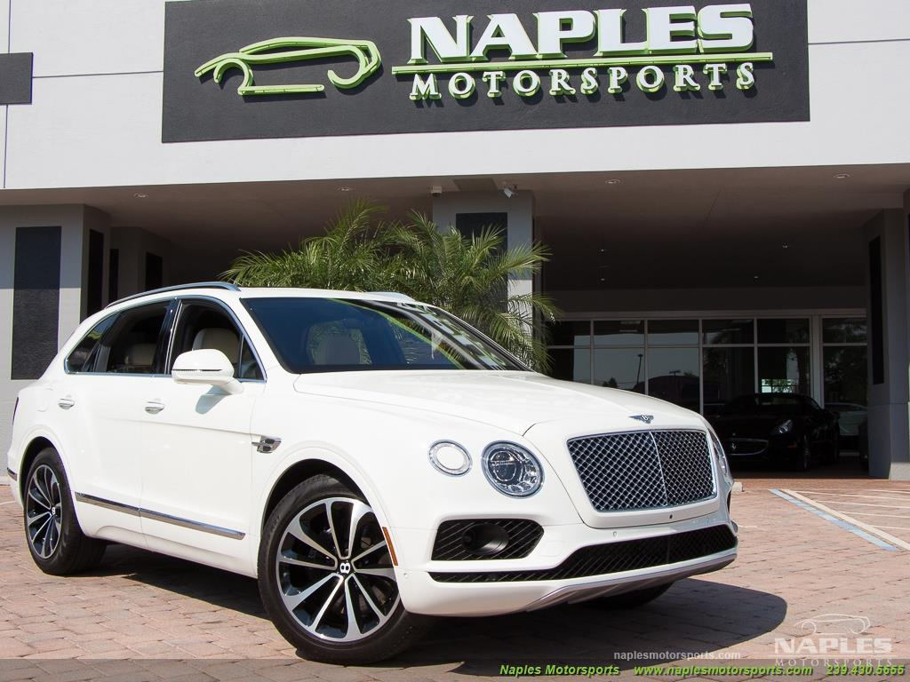 2017 Bentley Bentayga W12 - Photo 46 - Naples, FL 34104
