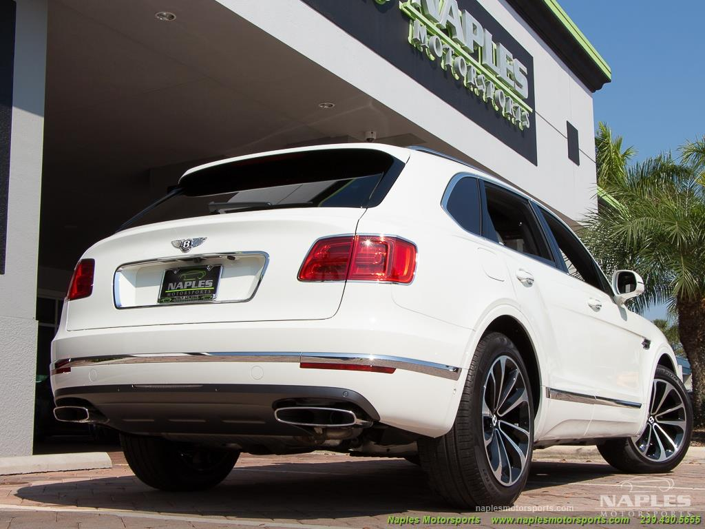 2017 Bentley Bentayga W12 - Photo 44 - Naples, FL 34104