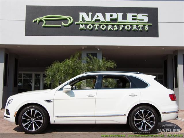 2017 Bentley Bentayga W12 - Photo 3 - Naples, FL 34104