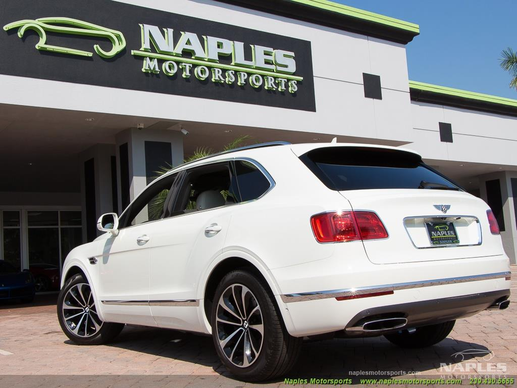2017 Bentley Bentayga W12 - Photo 40 - Naples, FL 34104