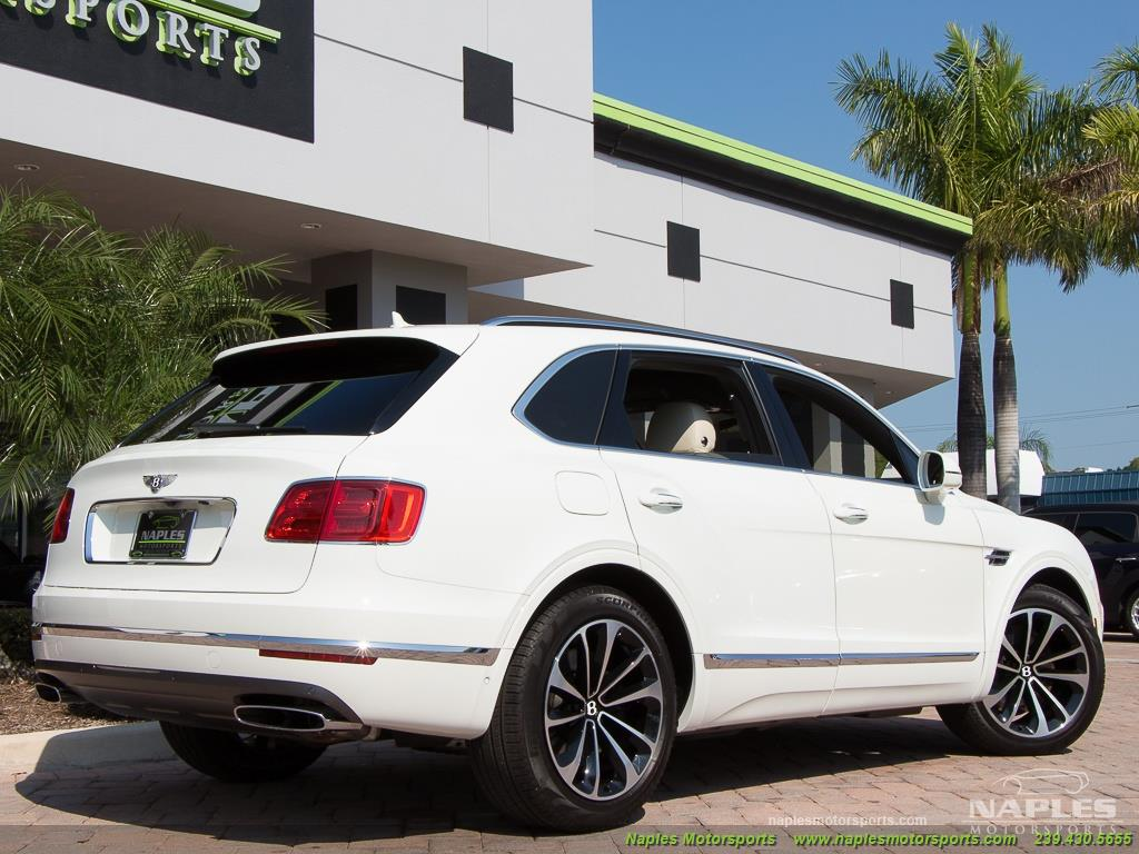 2017 Bentley Bentayga W12 - Photo 29 - Naples, FL 34104