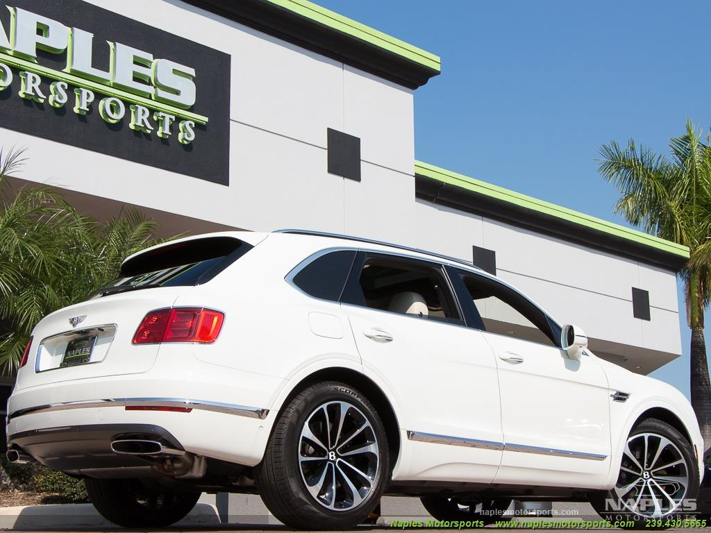 2017 Bentley Bentayga W12 - Photo 28 - Naples, FL 34104