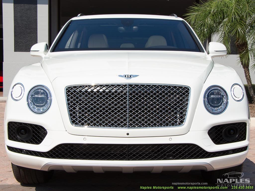 2017 Bentley Bentayga W12 - Photo 33 - Naples, FL 34104