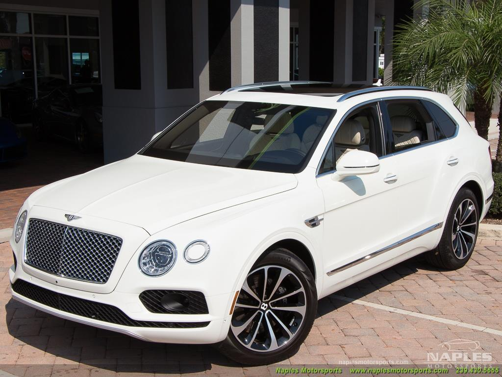 2017 Bentley Bentayga W12 - Photo 9 - Naples, FL 34104