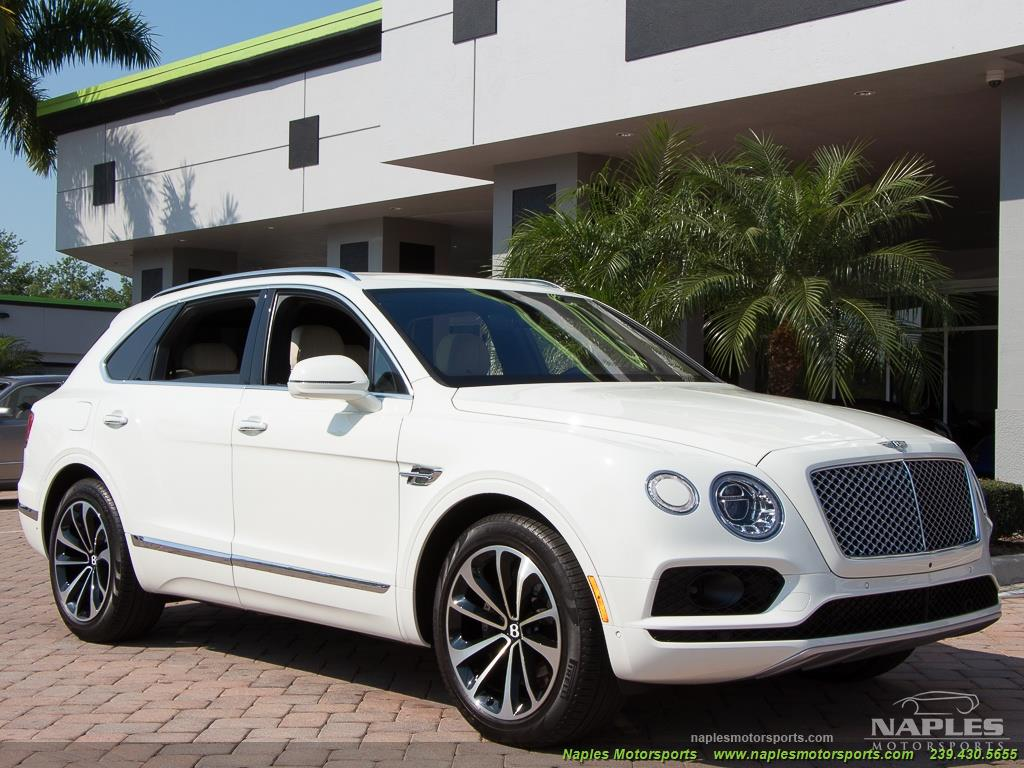 2017 Bentley Bentayga W12 - Photo 22 - Naples, FL 34104