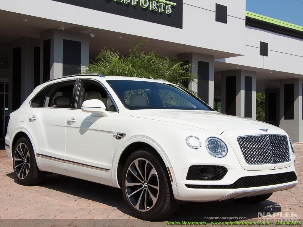 2017 Bentley Bentayga W12 - Photo 35 - Naples, FL 34104