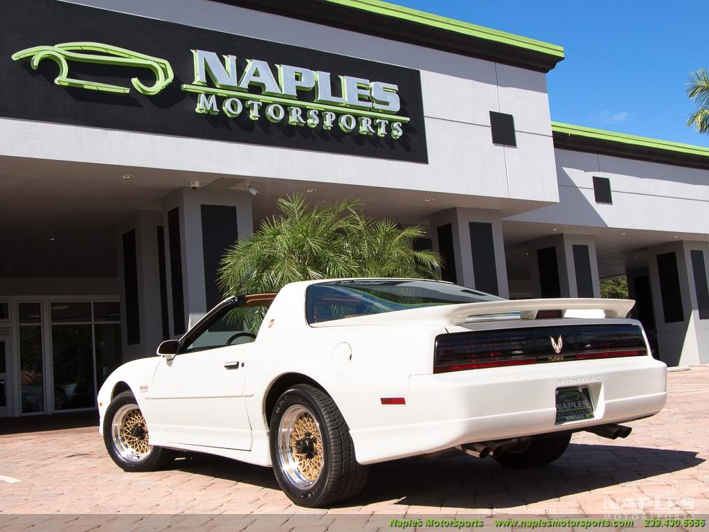 1989 pontiac firebird turbo trans am for Motor vehicle naples fl