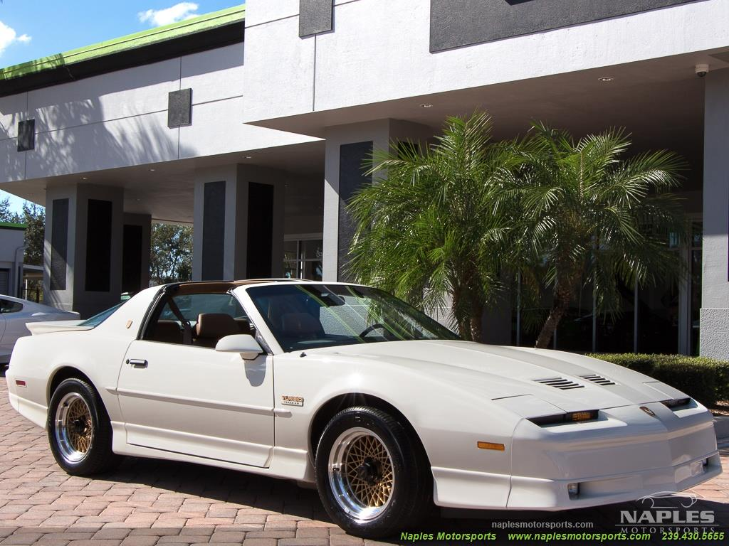 1989 Pontiac Firebird Turbo Trans Am - Photo 30 - Naples, FL 34104