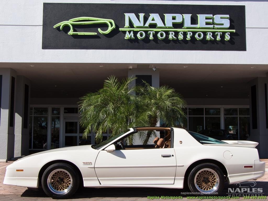 1989 Pontiac Firebird Turbo Trans Am - Photo 21 - Naples, FL 34104