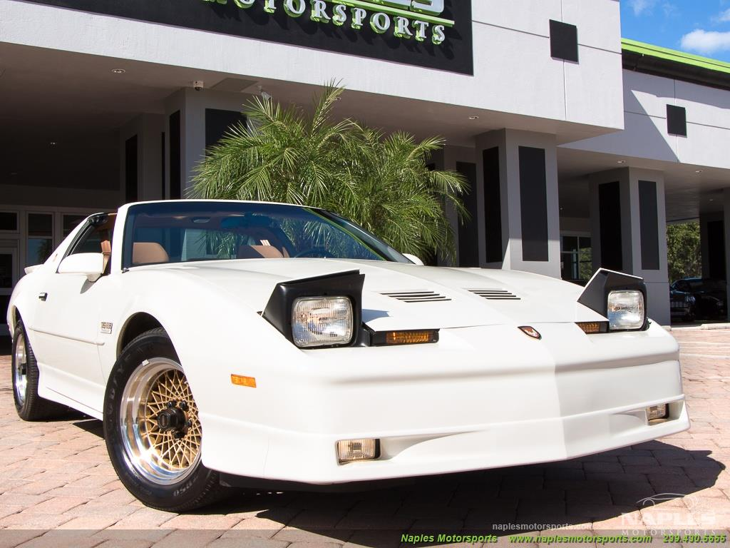 1989 Pontiac Firebird Turbo Trans Am - Photo 40 - Naples, FL 34104