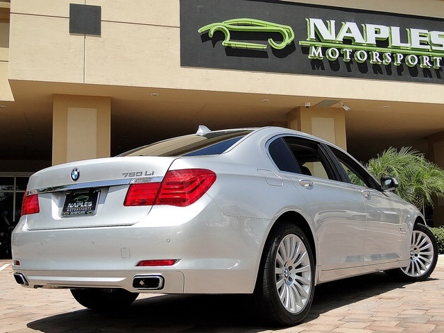 2010 BMW 750Lxi - Photo 7 - Naples, FL 34104