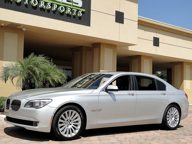 2010 BMW 750Lxi - Photo 45 - Naples, FL 34104