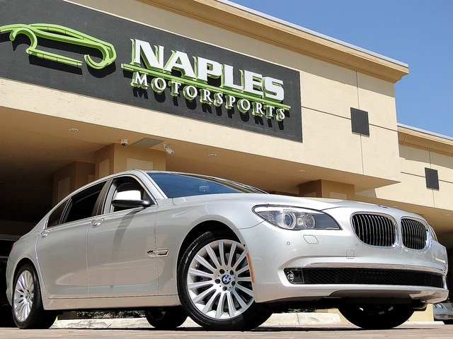 2010 BMW 750Lxi - Photo 1 - Naples, FL 34104