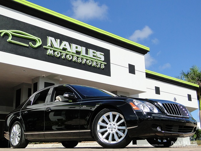 2008 maybach 57 s for Florida department of motor vehicles naples fl
