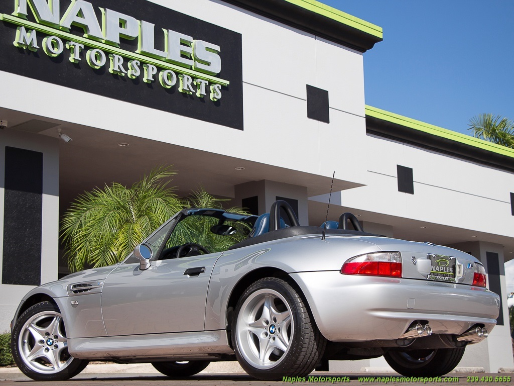 2000 BMW M Roadster & Coupe - Photo 48 - Naples, FL 34104