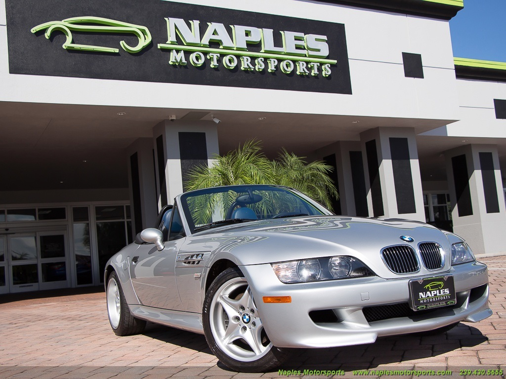 2000 BMW M Roadster & Coupe - Photo 43 - Naples, FL 34104