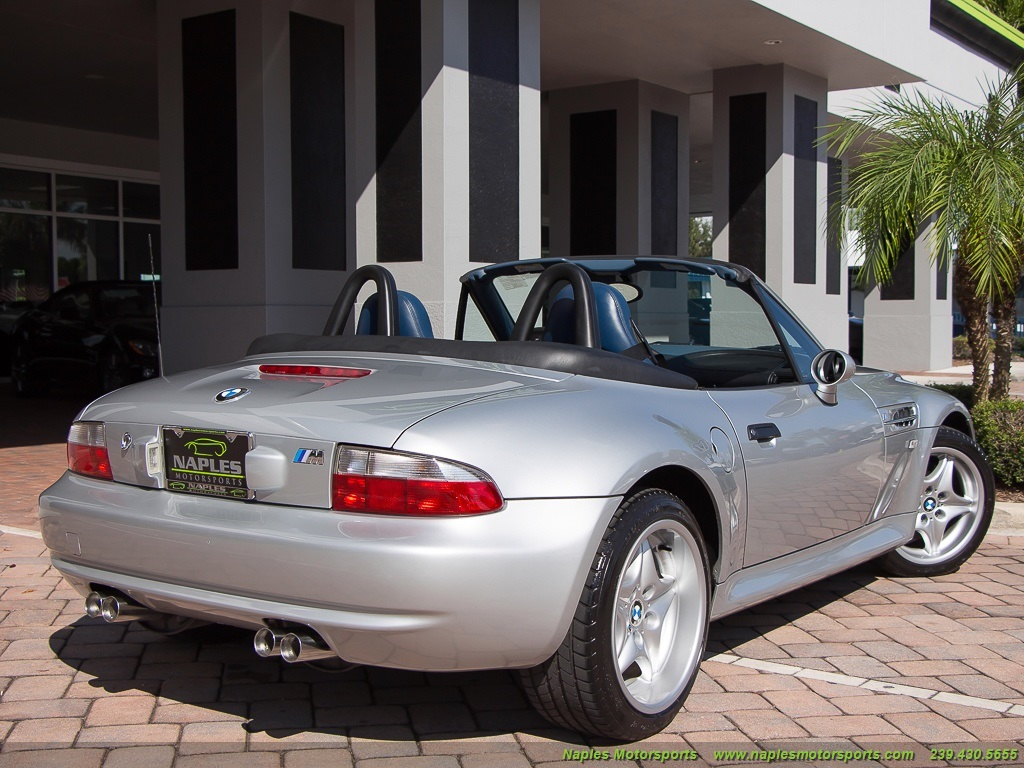 2000 BMW M Roadster & Coupe - Photo 53 - Naples, FL 34104