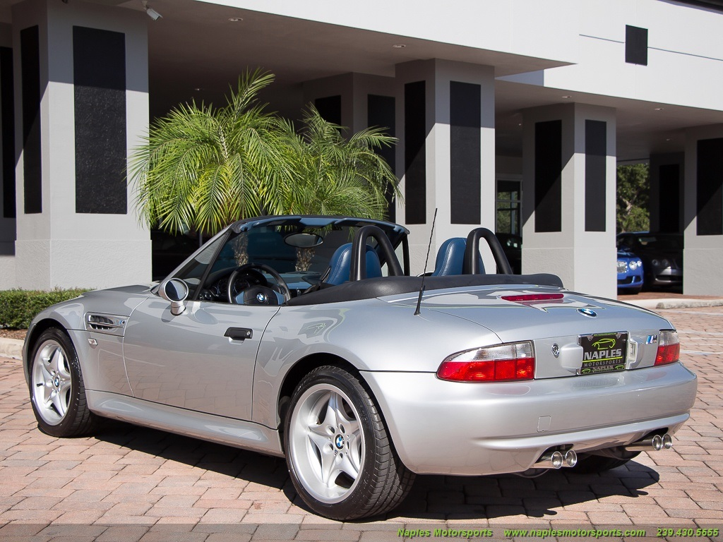 2000 BMW M Roadster & Coupe - Photo 46 - Naples, FL 34104