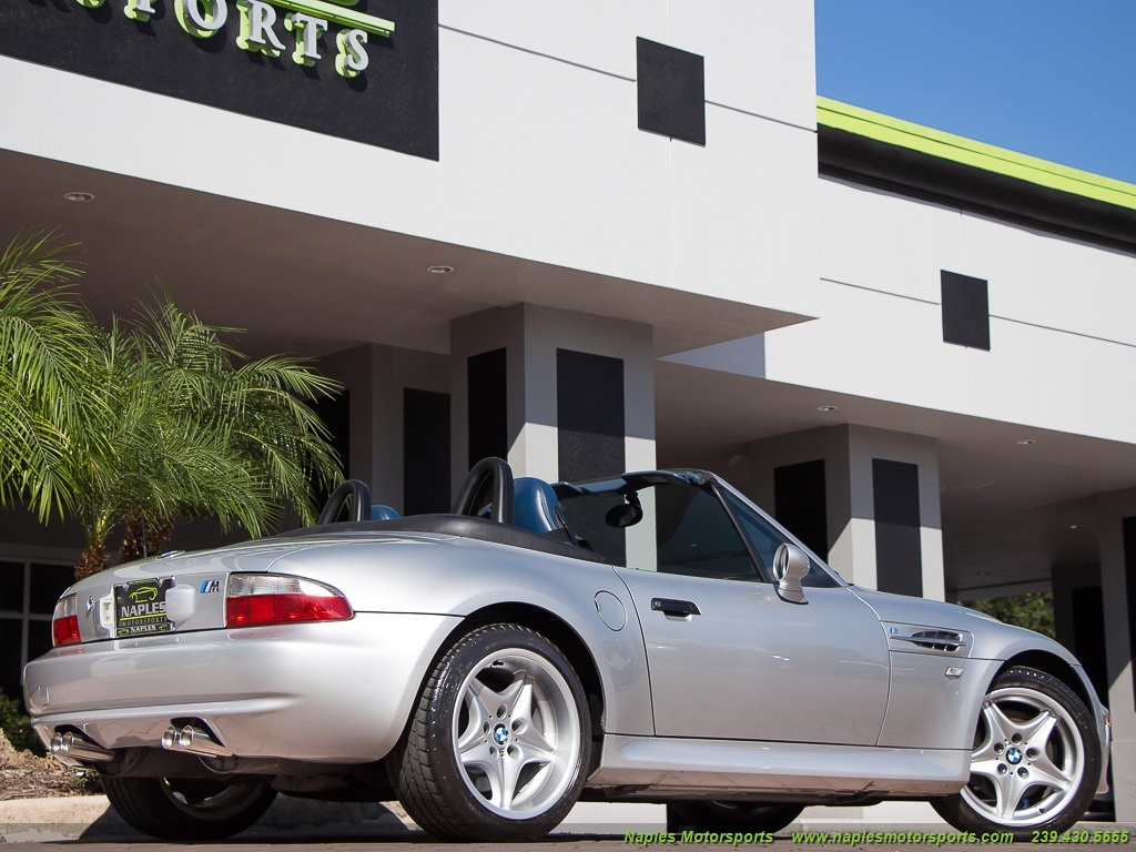 2000 BMW M Roadster & Coupe - Photo 38 - Naples, FL 34104