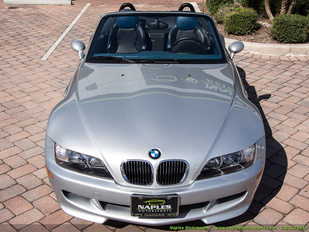 2000 BMW M Roadster & Coupe - Photo 39 - Naples, FL 34104