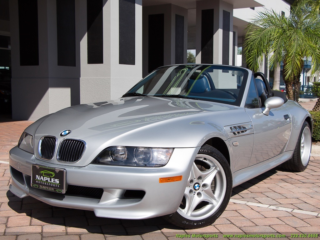 2000 BMW M Roadster & Coupe - Photo 50 - Naples, FL 34104