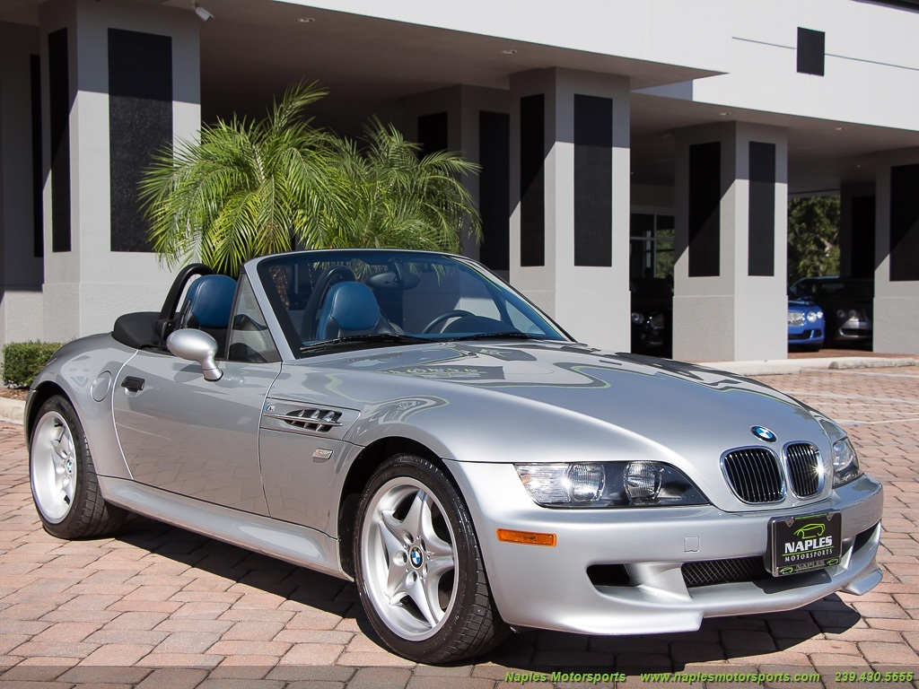 2000 BMW M Roadster & Coupe - Photo 42 - Naples, FL 34104