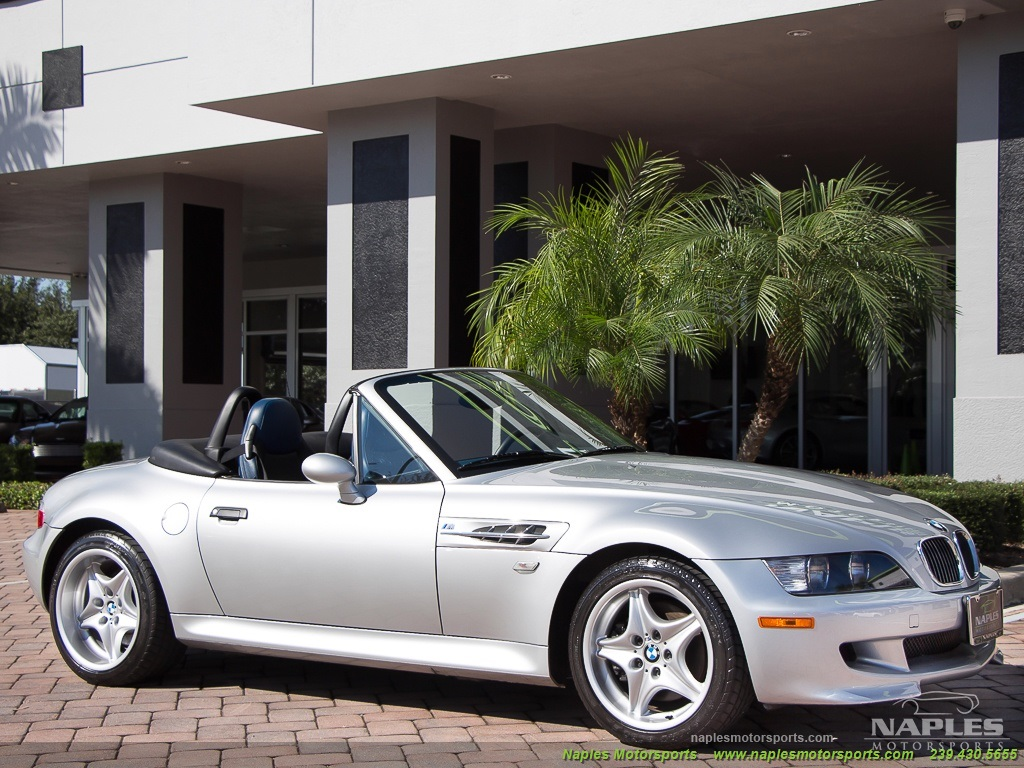 2000 BMW M Roadster & Coupe - Photo 35 - Naples, FL 34104