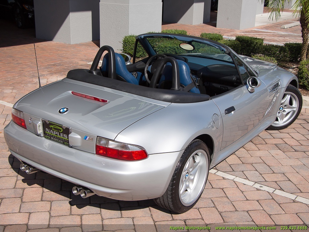 2000 BMW M Roadster & Coupe - Photo 52 - Naples, FL 34104