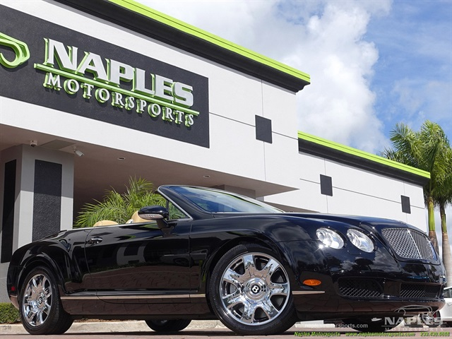 2008 Bentley Continental GT GTC - Photo 1 - Naples, FL 34104