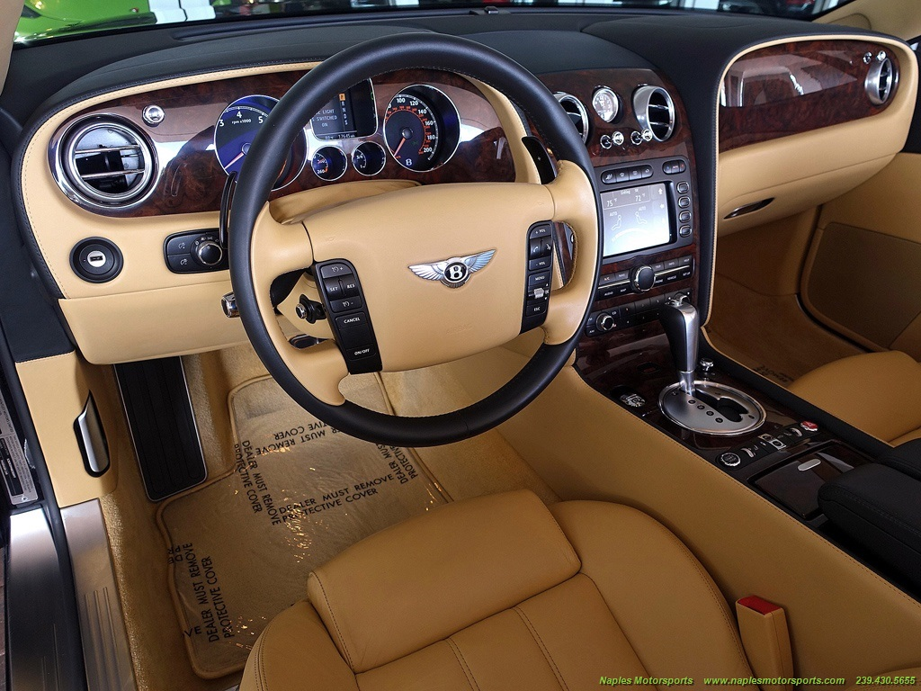 2008 Bentley Continental GT GTC - Photo 12 - Naples, FL 34104