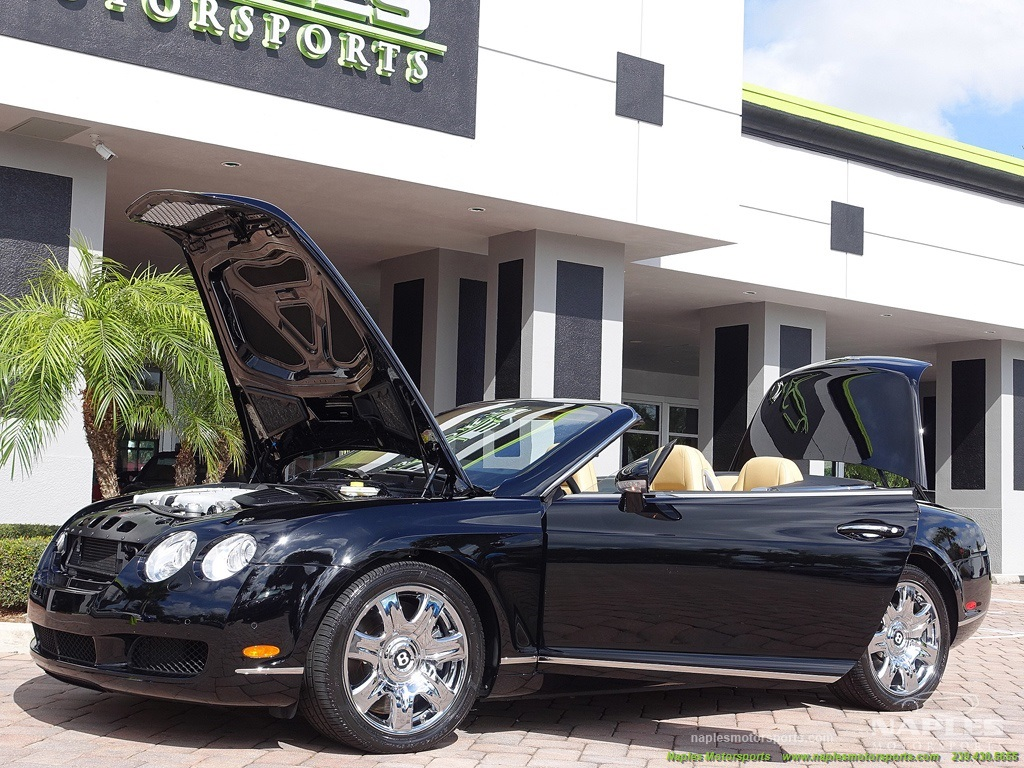 2008 Bentley Continental GT GTC - Photo 59 - Naples, FL 34104